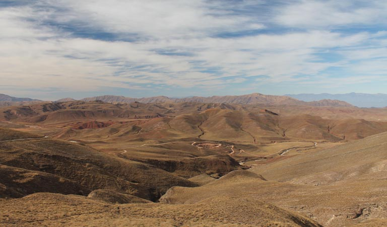 salta valley shot